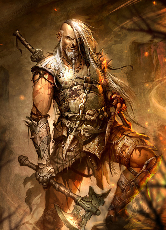 The Warrior of Stamford Bridge — fantasy poem