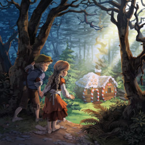 Hansel and Gretel — fantasy poem
