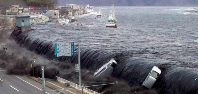 Tidal Wave – fantasy poem