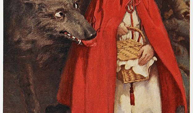Little Red Riding Hood – the poem.